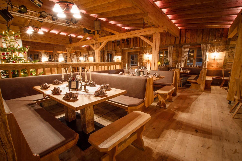 Restaurant enzianh tte fieberbrunn fieberbrunn - Restaurant decoratie ...
